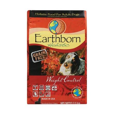 Earthborn Holistic Weight Control Grain-Free 2,5kg