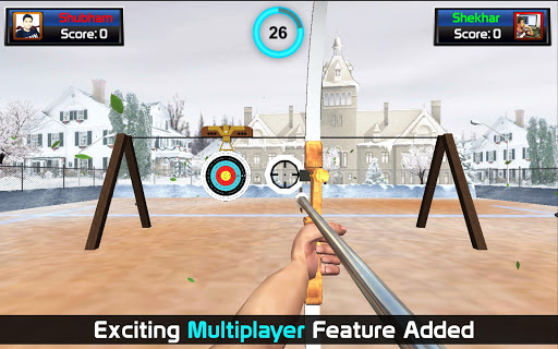 Watermelon Archery Shooter 4.6 screenshots 1