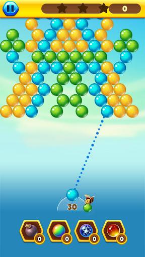 Bubble Bee Pop - Colorful Bubble Shooter Games 1.2.6 screenshots 1
