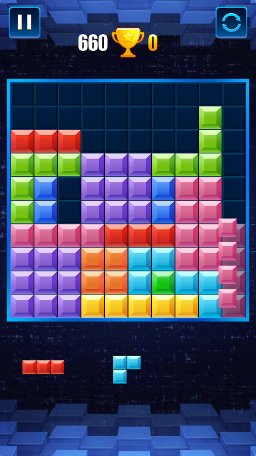 Block Puzzle Classic 2017- screenshot