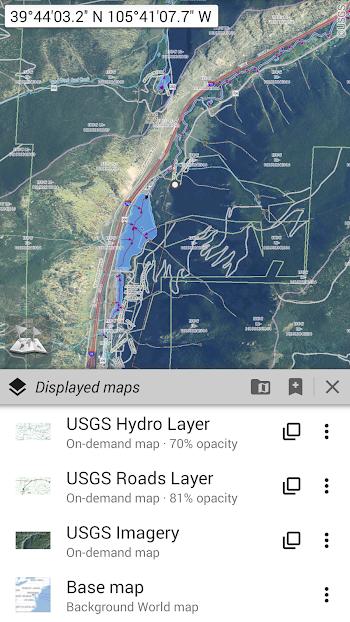 All-In-One Offline Maps +- screenshot