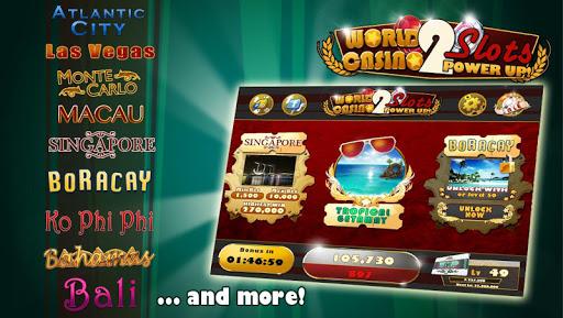 Slots Power Up 2 World Casino 2.24 screenshots {n} 1