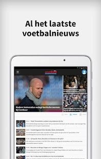 Voetbal International- screenshot thumbnail