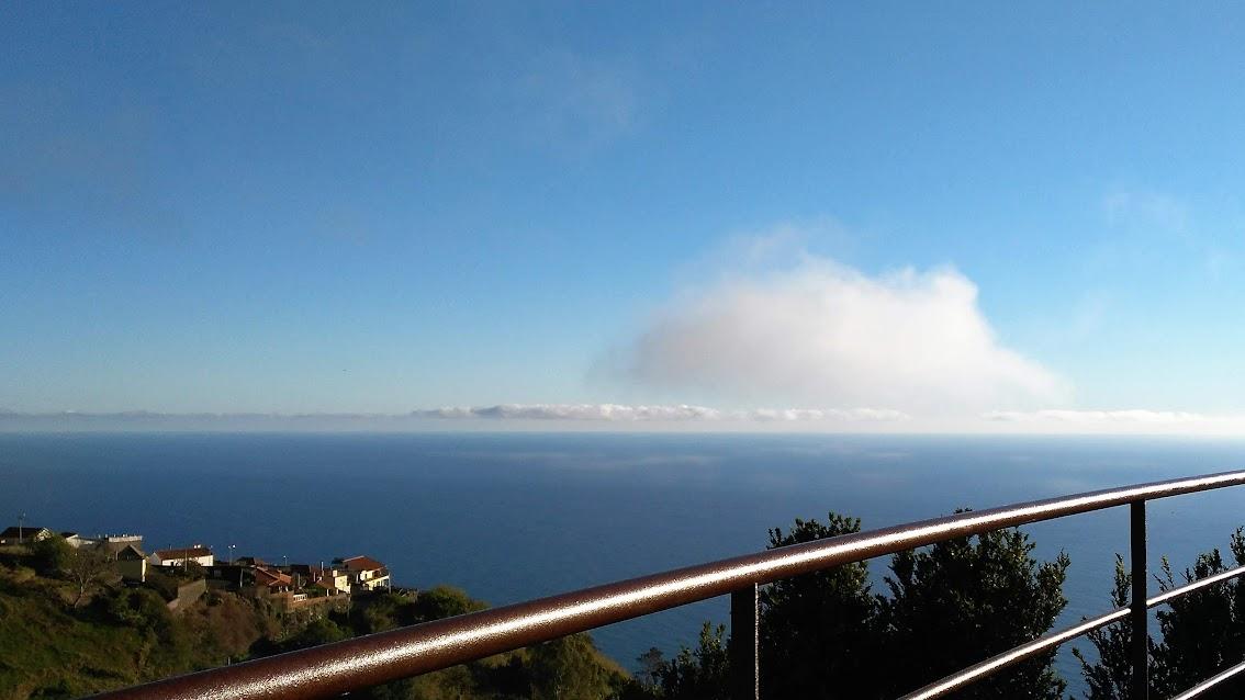 Noodtoestand op Madeira: Maar we klagen niet, we genieten gewoon van ons huis en ons prachtig uitzicht. We denken nu aan mensen die dat allemaal niet hebben