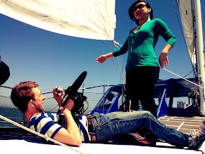 Photo: San Francisco catamaran cruise