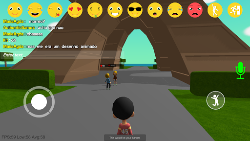 Chat VR Fun screenshots 8