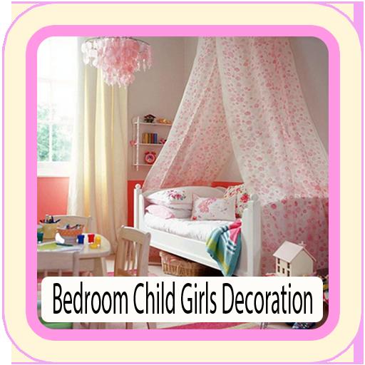 Bedroom Little Girls Decoration screenshot 9