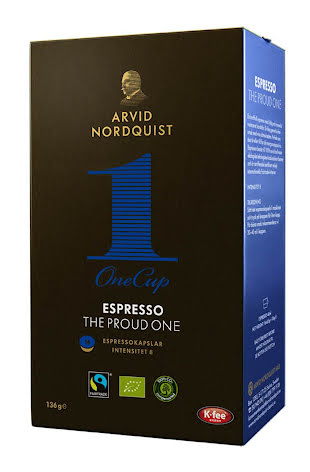 Kaffekapsel AN espr pr16/fpEko