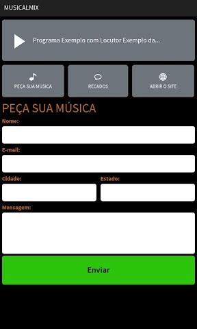 android MUSICALMIX Screenshot 1