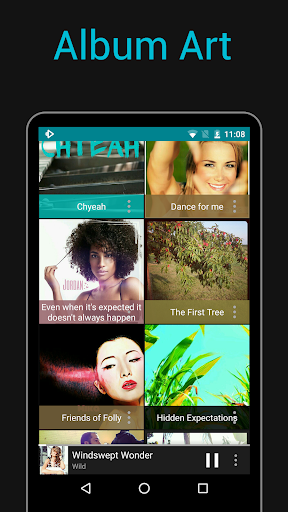 Rocket Music Player screenshot 3