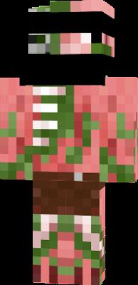ninja zombie pig man