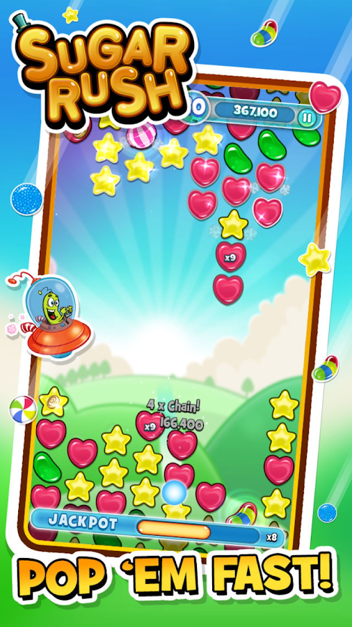 Sugar Rush- screenshot