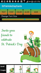 Free St. Patrick's Day eCards screenshot 5