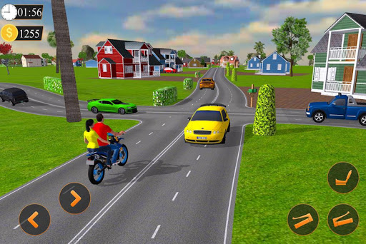 Offroad Bike Taxi Driver: Motorcycle Cab Rider Apk 1