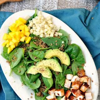 Mexican Quinoa Power Salad.