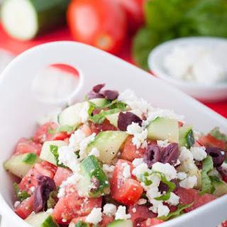 Mediterranean Fruit Salad Recipes