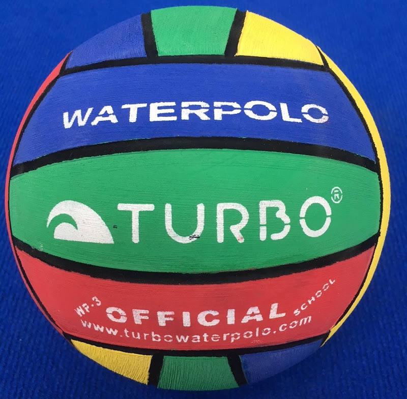Turbo Kids waterpolo bal WP3 - 98145