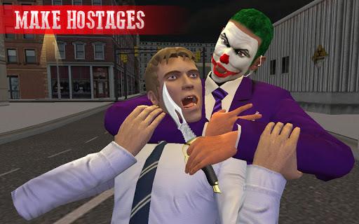 Crazy Clown Gangster Escape 3D for PC