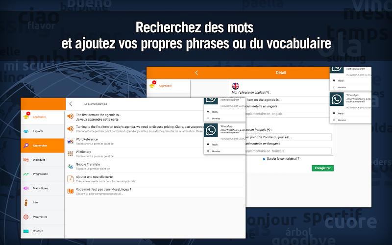 Apprendre l'Anglais Business Screenshot 13