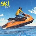 Jet Ski Racing 2019 - Water Boat Games icon