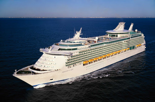 mariner-of-seas-exterior-aerial.jpg - Mariner of the Seas sails three- and four-night fun getaways to the Bahamas.