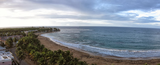 Photo: Luquillo Beach