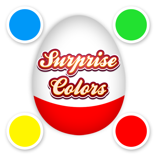 Learn Colors Surprise Toys