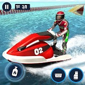 Fearless Jet Ski Racing Stunts Android APK Download Free By Dolphin GAmes