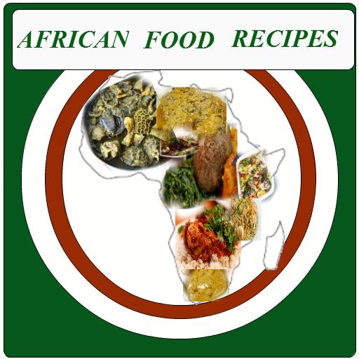 African Food Recipes 健康 App LOGO-硬是要APP