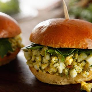 Egg Salad Gribiche