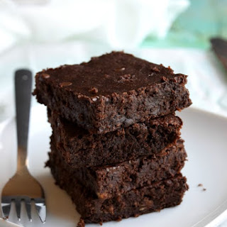 Plantain Fudge Brownies