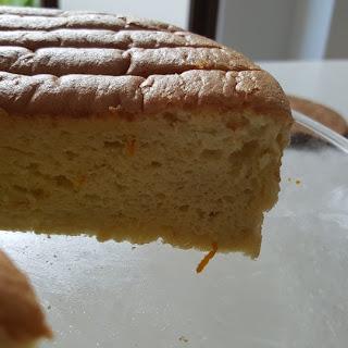 Grand Marnier Sponge Cake