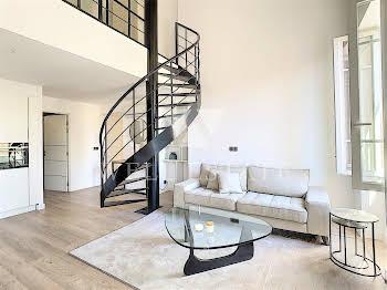 Duplex 4 pièces 72,62 m2