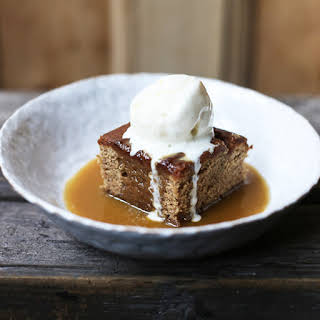 Quick Sticky Toffee Puddings.