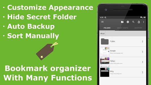Bookmark Folder 4.1.0 (Unlocked)