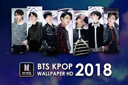Bts Group Photo 2018 Wallpaper