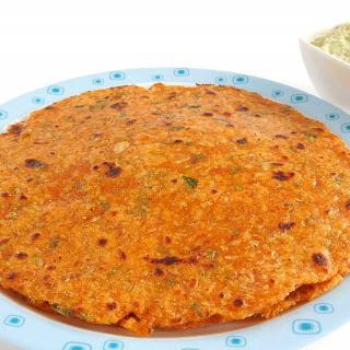 Muli Paratha (Radish Paratha)