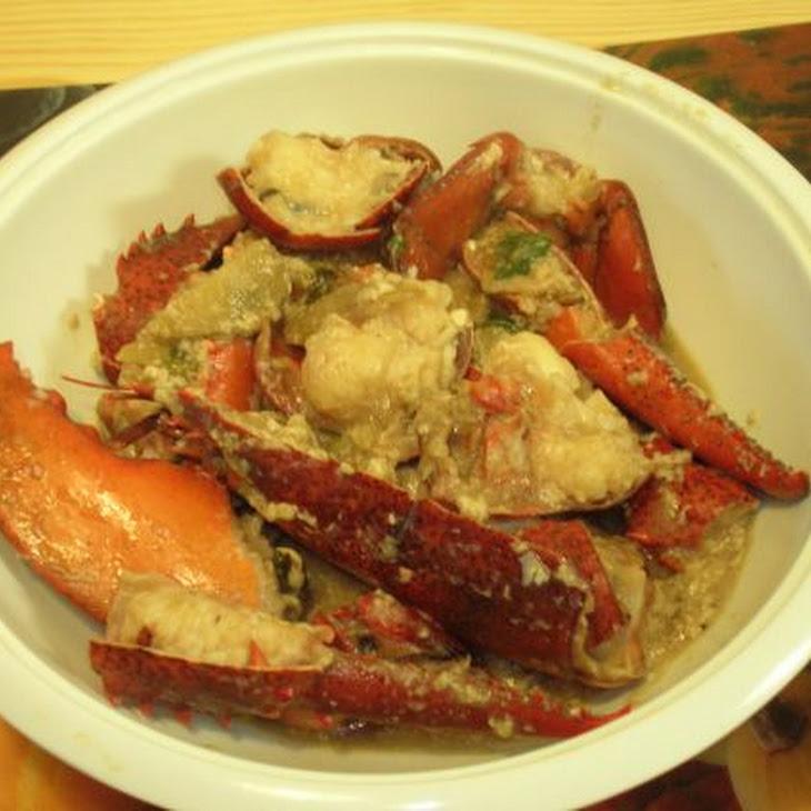 Lobster Stir-fry