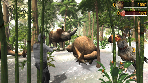 Ice Age Hunter: Online Evolution apktram screenshots 3