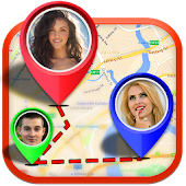 Friend Mobile Location Tracker