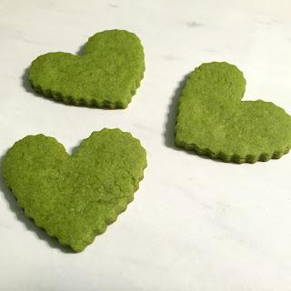 Green Tea Lemon Sugar Cookies Recipe