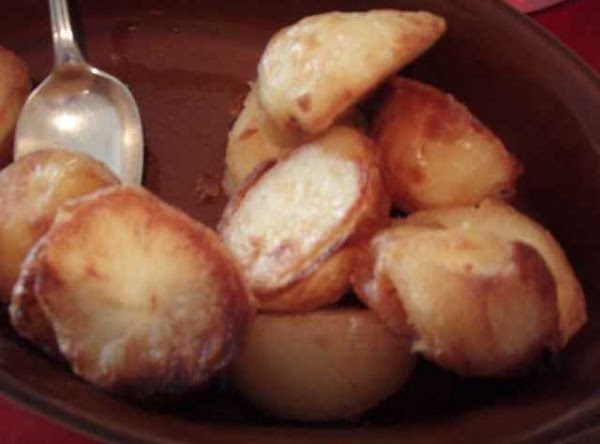 Perfect Roast Potatoes Recipe