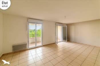 Appartement 4 pièces 81,04 m2