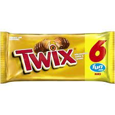 chocolate twix 6 und