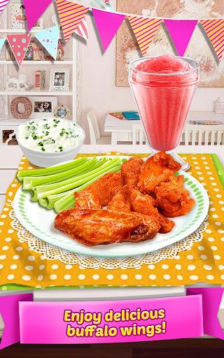 Buffalo Wings: Kids Food Game
