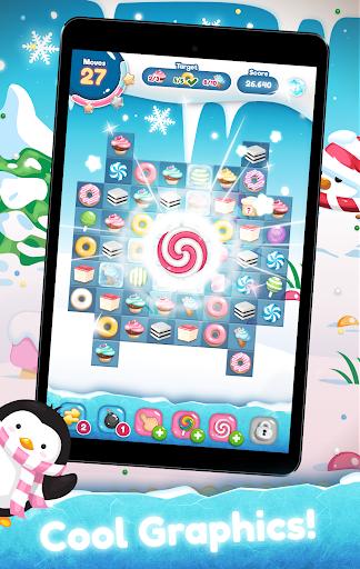 Candy Frozen Pop Blast Mania