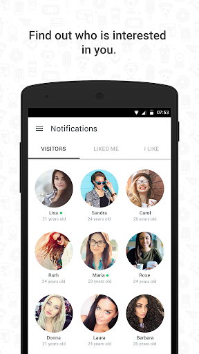 Hitwe - meet people and chat 4.2.4 screenshots 4