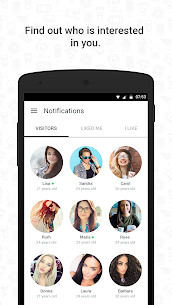 Hitwe Mod Apk V4.3.4- Meet People and Chat 4