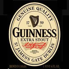 Logo of Guinness Extra Stout