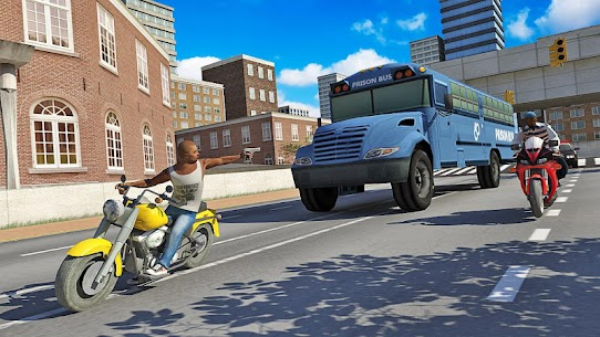 US Prison Transport: Police Bus Driving – Unlocked MOD APK Android 3